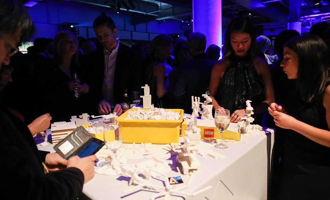 Full recap of the event at the A+ Awards