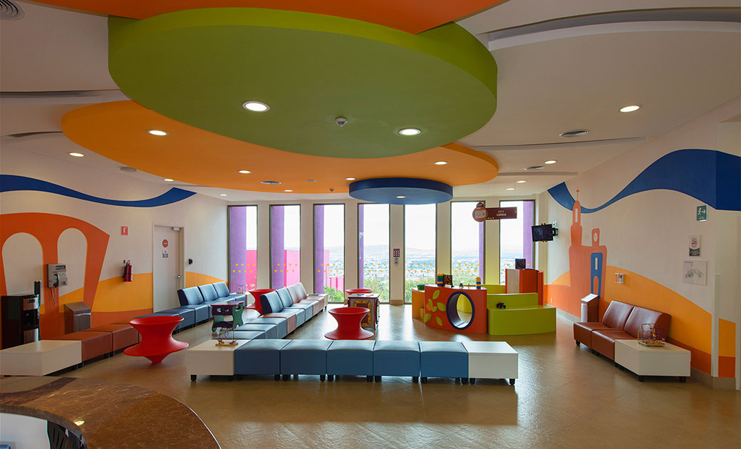 Teletón Infant Oncology Clinic