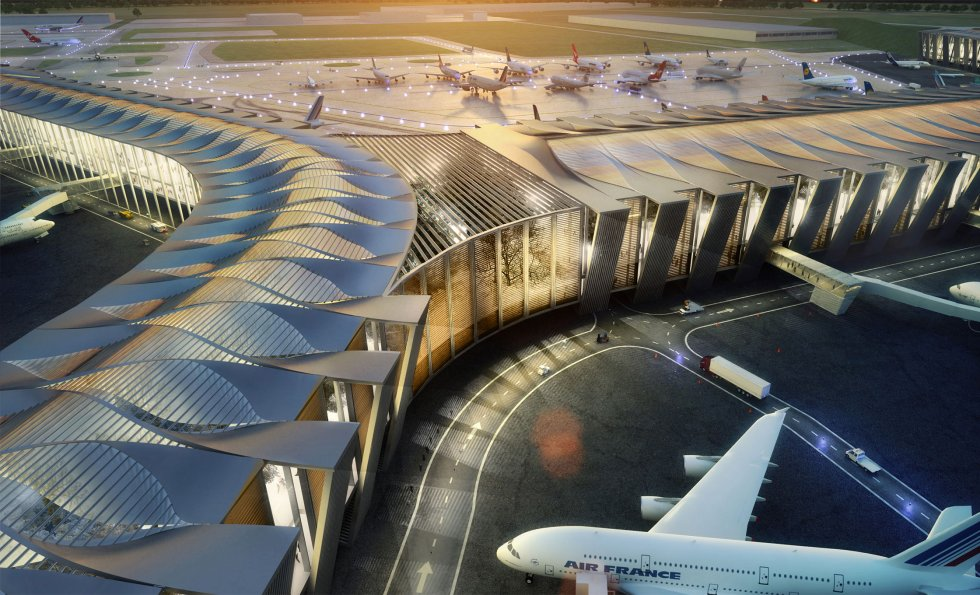 New Mexico City International Airport