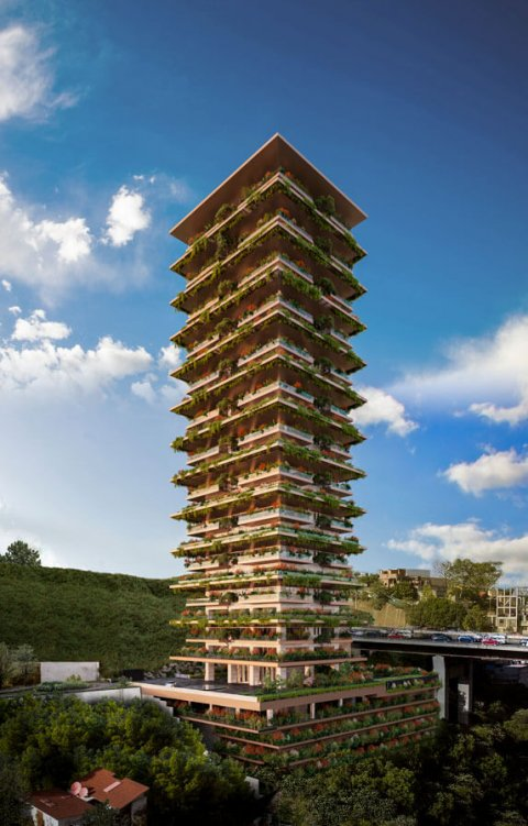 Arbia Tower