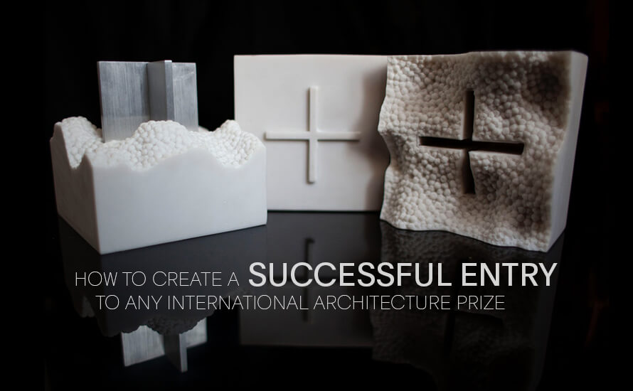How to create a successful entry to any international architecture prize