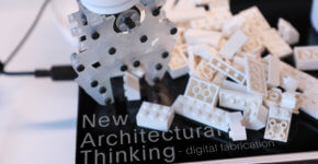 New architectural thinkings: The interaction of architecture in the era of digital fabrication