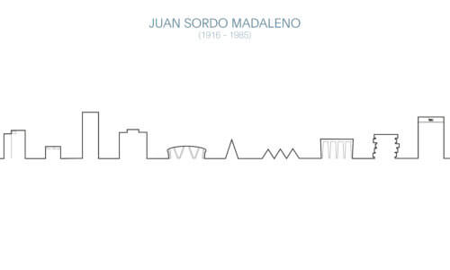 Timeline (1937-1982): 10 Examples of Modern Architecture by Juan Sordo Madaleno