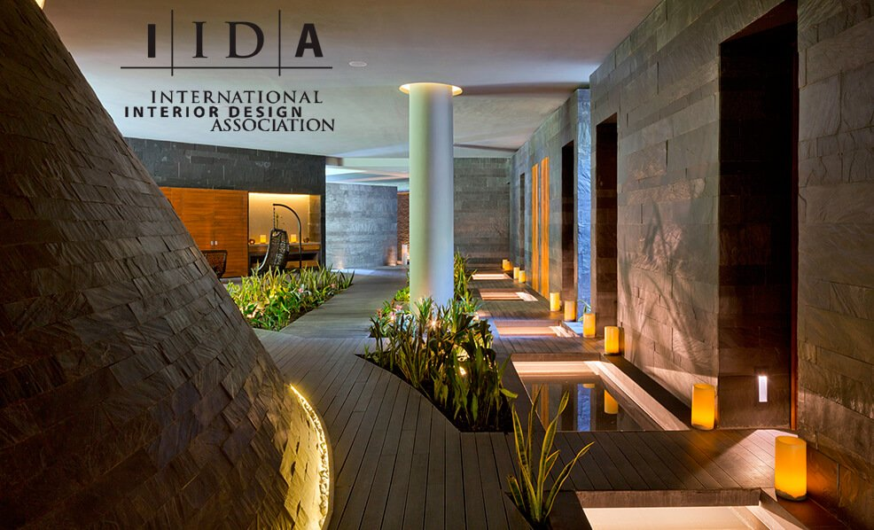 The Spa at the Grand Hyatt Playa del Carmen wins recognition from the IIDA as best ID project