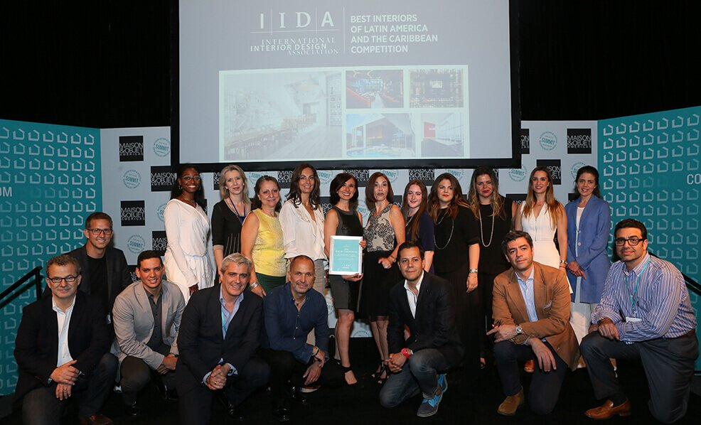 SMA wins best overall project at IIDA Latam