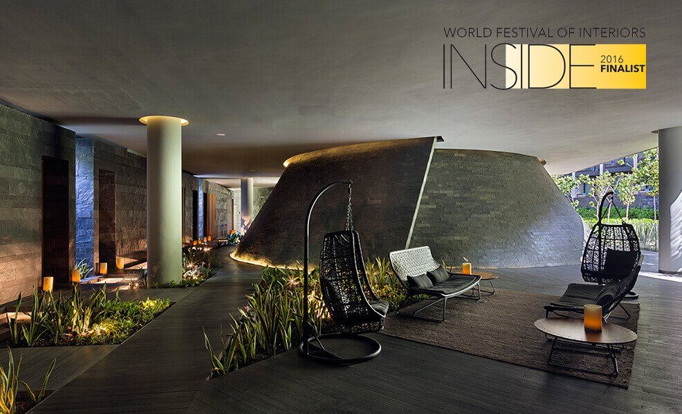 Grand Hyatt Playa del Carmen como finalista en INSIDE World Festival