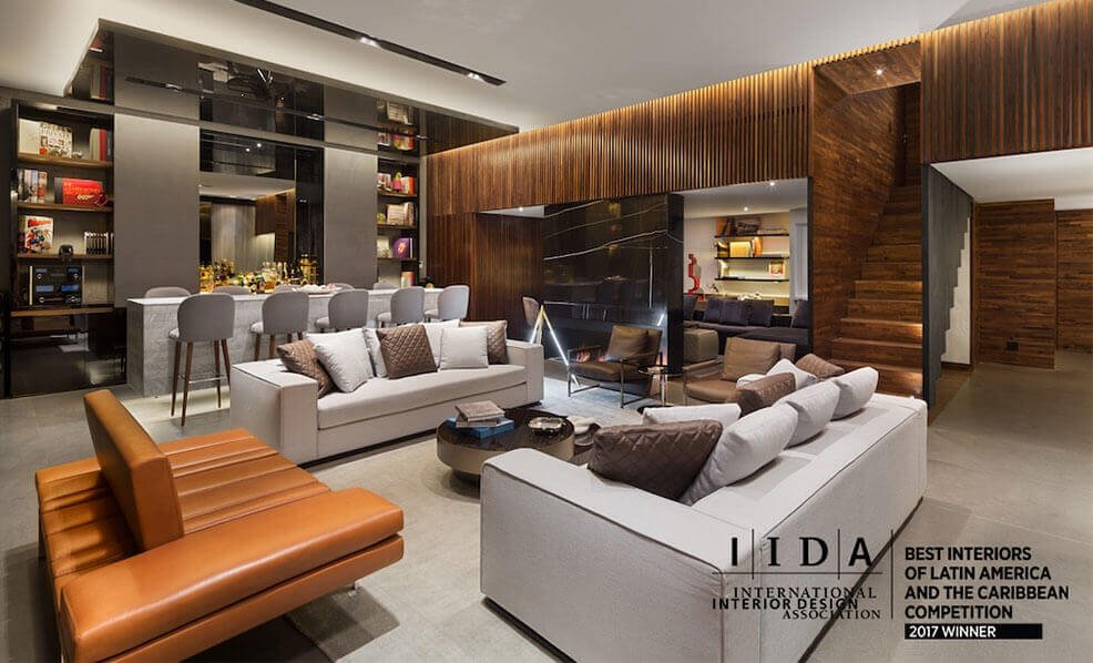 JSMH Apartment Receives Award from the International Interior Design Association (IIDA)