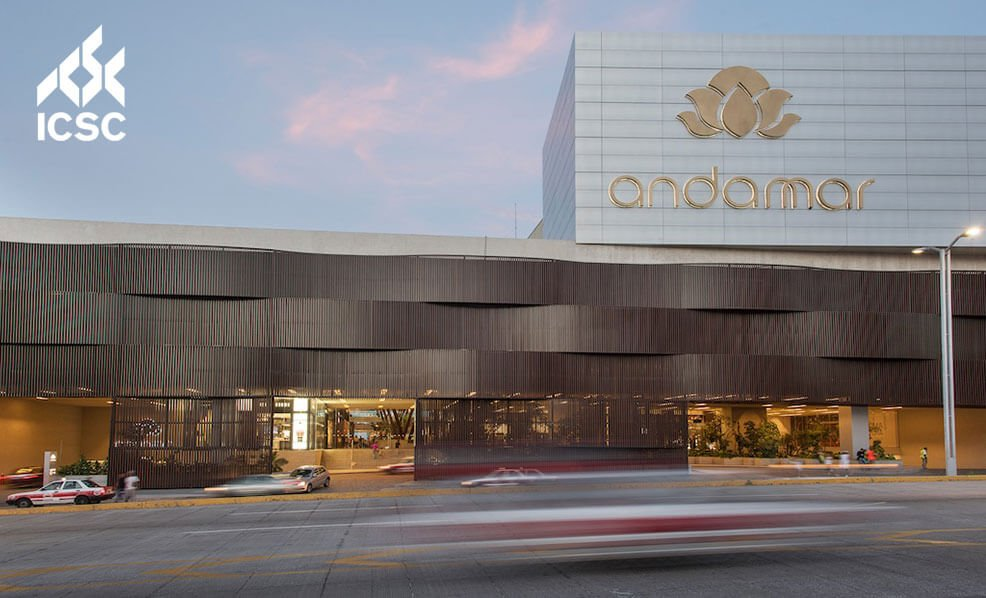 Massimo Dutti and Andamar finalists at the 2017 ICSC Awards