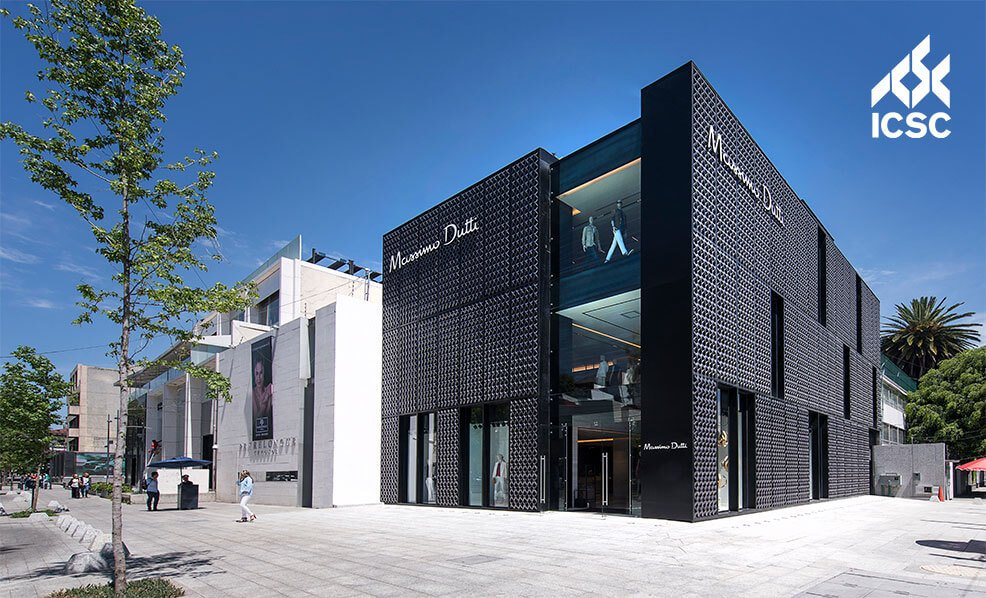 ICSC rewards Massimo Dutti store with Gold Prize