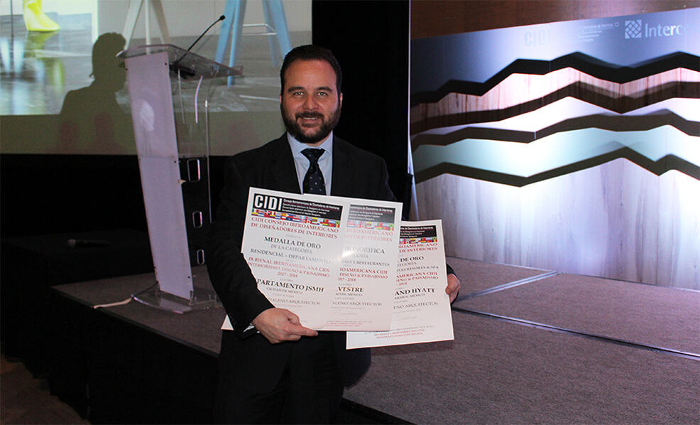 Three works by SMA win prizes at the Ninth CIDI Biennial