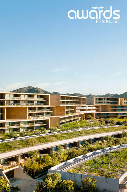 Solaz Los Cabos a finalist at the Hospitality Design Awards 2019