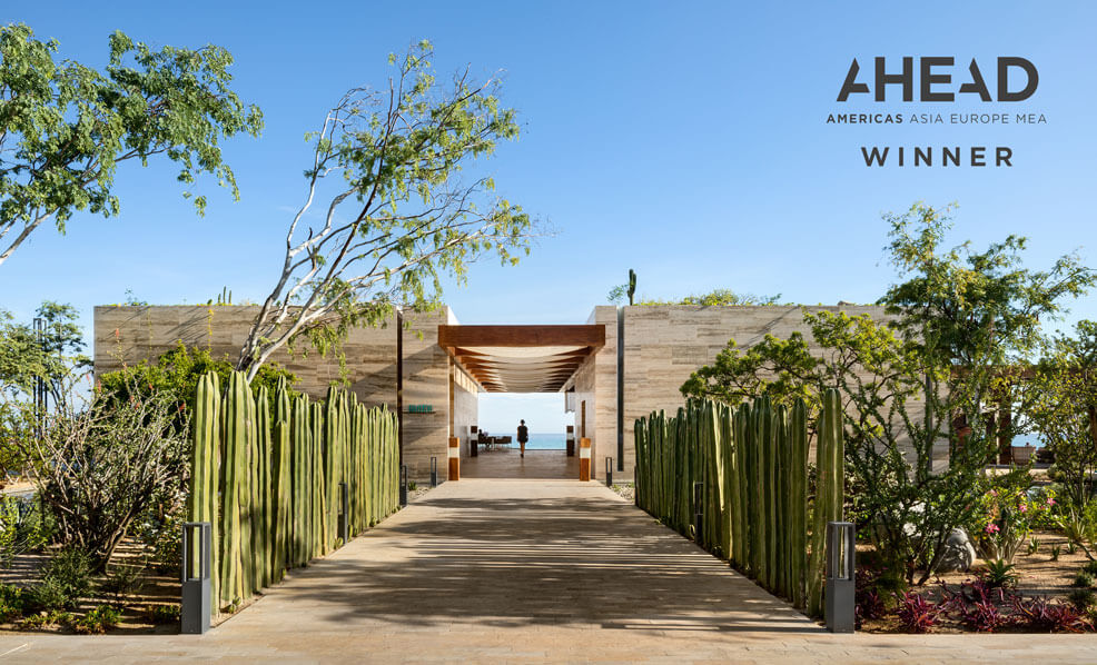 Solaz Los Cabos comes out top at the AHEAD Awards 2019