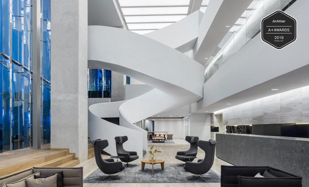 SMA finalists at the Architizer A+ Awards 2019
