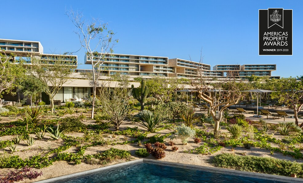 Solaz Los Cabos a winner at the Americas Property Awards 2019