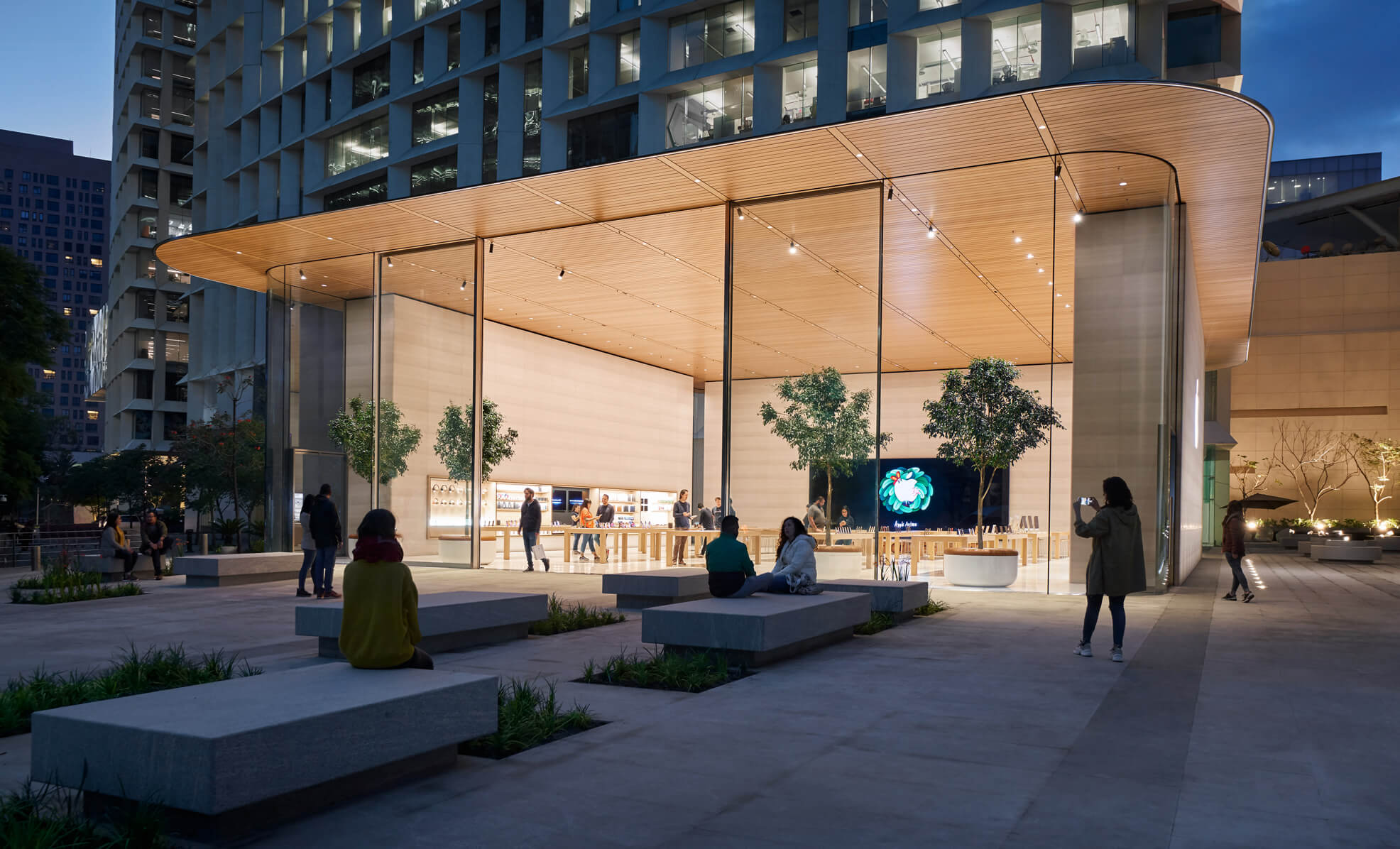 Apertura Apple Store en Antara Fashion Hall