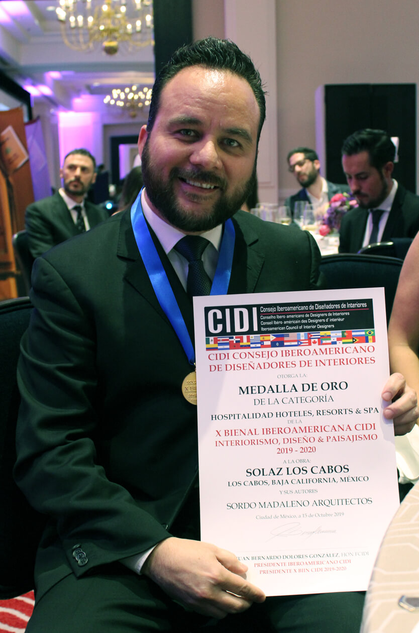 SMA awarded top prize by the 10th CIDI Biennial