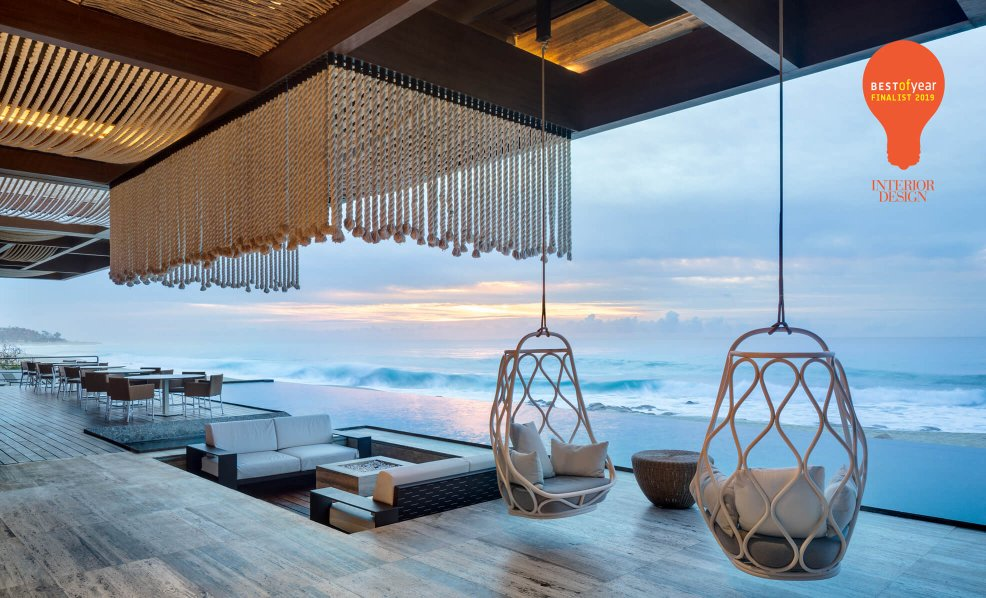 Finalists at Best of Year by Interior Design for Solaz Los Cabos