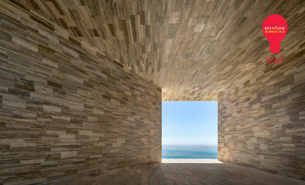 "Solaz Los Cabos wins ""Best Of Year"" Prize for Interior Design"